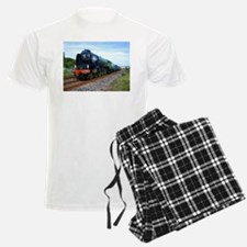 Flying Scotsman - Steam Train.jpg pajamas