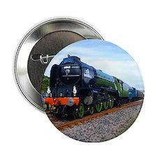 "Flying Scotsman - Steam Train.jpg 2.25"" Button"