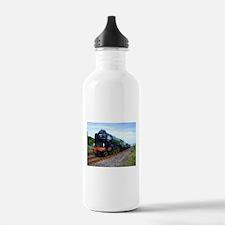 Flying Scotsman - Steam Train.jpg Water Bottle