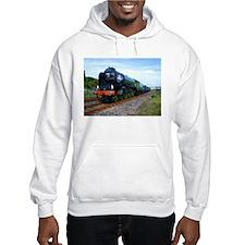 Flying Scotsman - Steam Train.jpg Hoodie