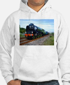 Flying Scotsman - Steam Train.jpg Hoodie