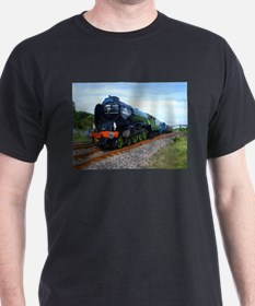 Flying Scotsman - Steam Train.jpg T-Shirt