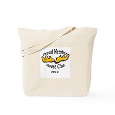 moose club.png Tote Bag