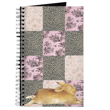 Sleepy Bunny Journal