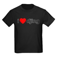 I Love DJing T