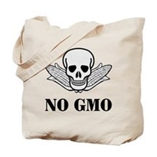NO GMO Tote Bag