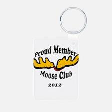moose club.png Keychains