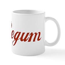 Begum name Mug