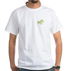 Light Green Baby Lizard Shirt