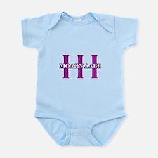 Molon Labe Infant Bodysuit