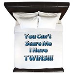 You cant scare me 1.png King Duvet