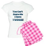 You cant scare me 1.png Women's Light Pajamas