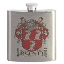 Cute Irish heritage Flask