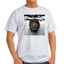 Fuzzy The Great T-Shirt