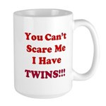 You cant scare me 2.png Large Mug