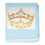crown with hearts, centered, by Kristie Hubler bab