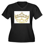 crown with hearts, centered, by Kristie Hubler Wom