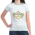 crown with hearts, centered, by Kristie Hubler Jr.