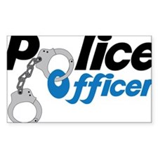 Police Officer Decal