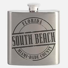 South Beach Title Flask