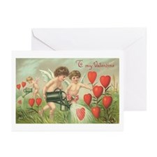 To my Valentine Greeting Cards (Pk of 10)