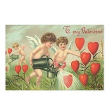 To my Valentine Postcards (Package of 8)