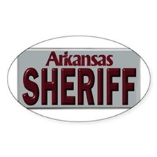 Arkansas Sheriff Decal