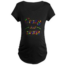 Crazy About Snakes T-Shirt