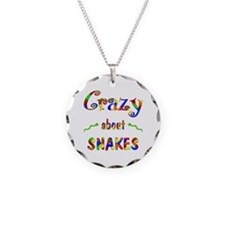 Crazy About Snakes Necklace