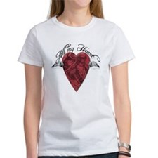 """All My Heart"" T-Shirt"