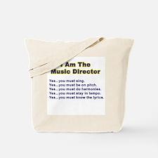Music Director Tote Bag