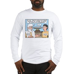 The Fine Print Long Sleeve T-Shirt