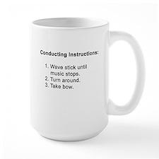 Conducting Instructions Ceramic Mugs