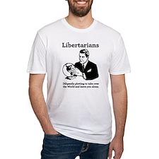 The Libertarian Plot Shirt