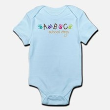 School Days Infant Bodysuit