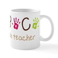 Kindergaraten Teacher Mug