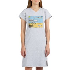 Men and Directions Women's Nightshirt