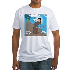 Fishing with Aaron and Moses Shirt