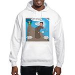 Fishing with Aaron and Moses Hooded Sweatshirt