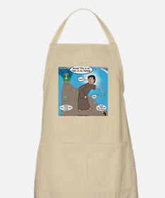 Fishing with Aaron and Moses Apron