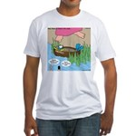 Calypso Moses Fitted T-Shirt