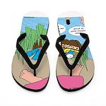 Calypso Moses Flip Flops