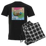 Calypso Moses Men's Dark Pajamas