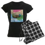 Calypso Moses Women's Dark Pajamas