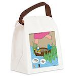 Calypso Moses Canvas Lunch Bag