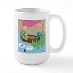 Calypso Moses Large Mug