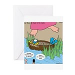 Calypso Moses Greeting Cards (Pk of 20)