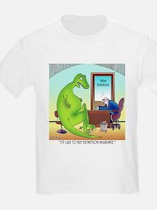Extinction Insurance T-Shirt