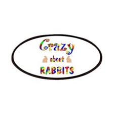 Crazy About Rabbits Patches