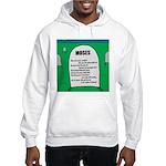 Moses Tombstone Hooded Sweatshirt